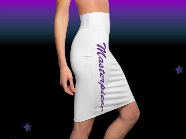 Masterpiece Skirt (White) 1