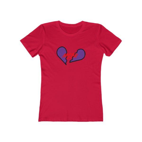 Master's Heart (Women's Tee) 6