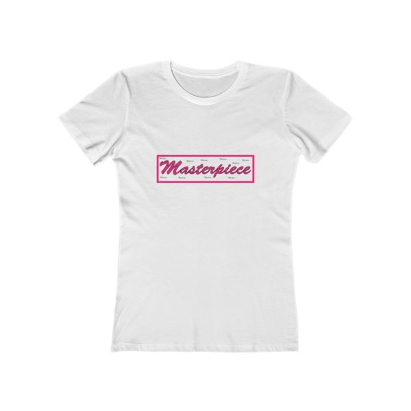 This is uhh... Women's Master Tee (pink) 1