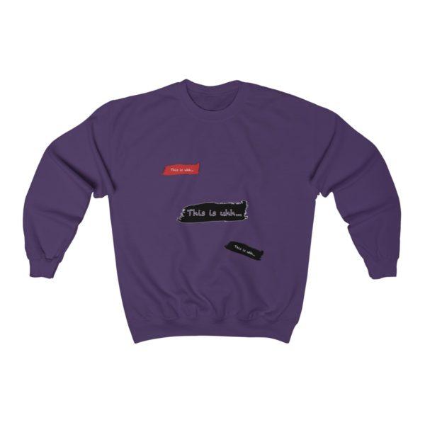This is uhh...™ Crewneck Sweatshirt 11