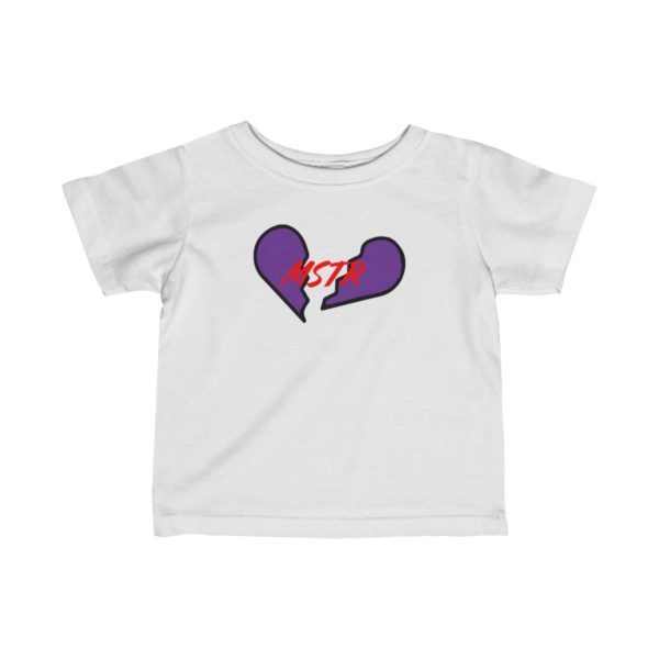 Infant Tee W/ Master's Heart 1