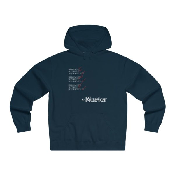 Checklist for a Master (hoodie) 5