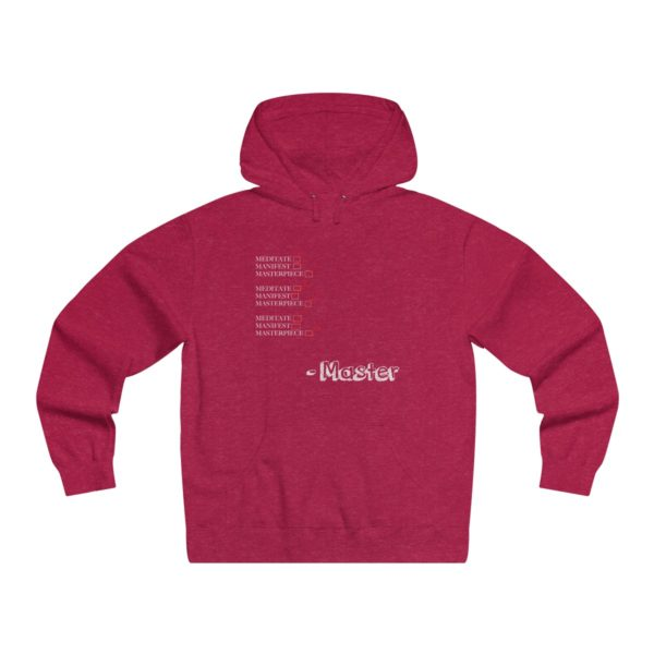 Checklist for a Master (hoodie) 6