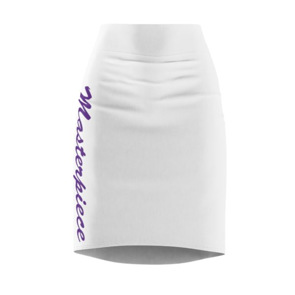 Masterpiece Skirt (White) 2