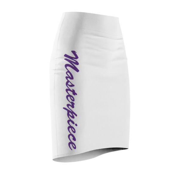 Masterpiece Skirt (White) 4