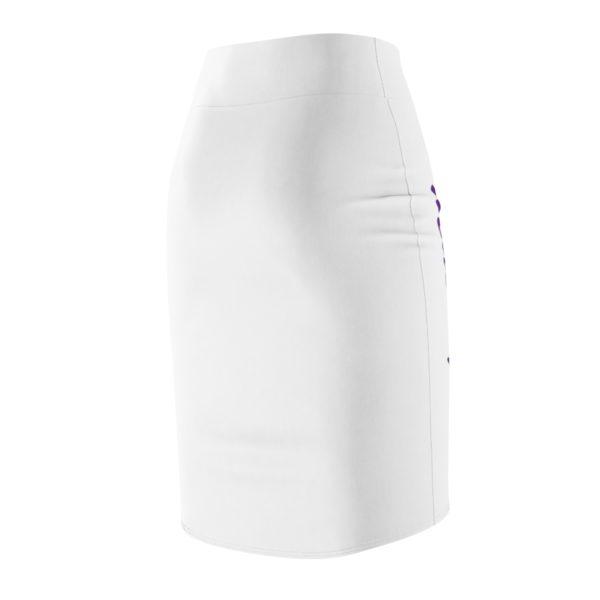 Masterpiece Skirt (White) 5