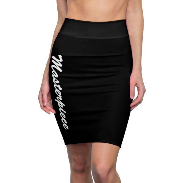 Masterpiece Skirt (Black) 4