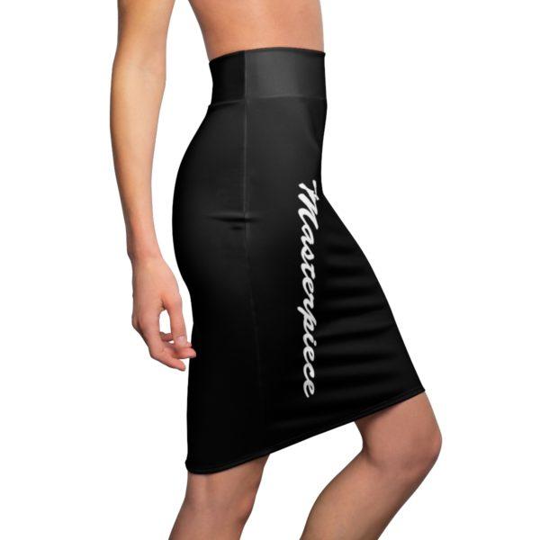 Masterpiece Skirt (Black) 6