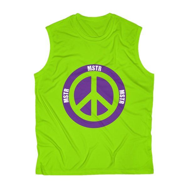 MSTR Peace (Sleeveless Performance Tee) 3