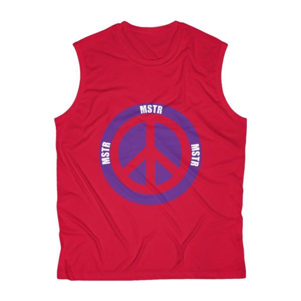 MSTR Peace (Sleeveless Performance Tee) 6