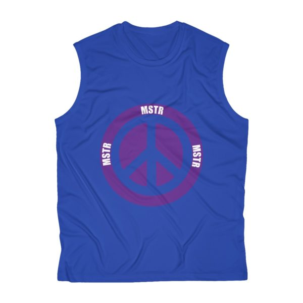 MSTR Peace (Sleeveless Performance Tee) 4