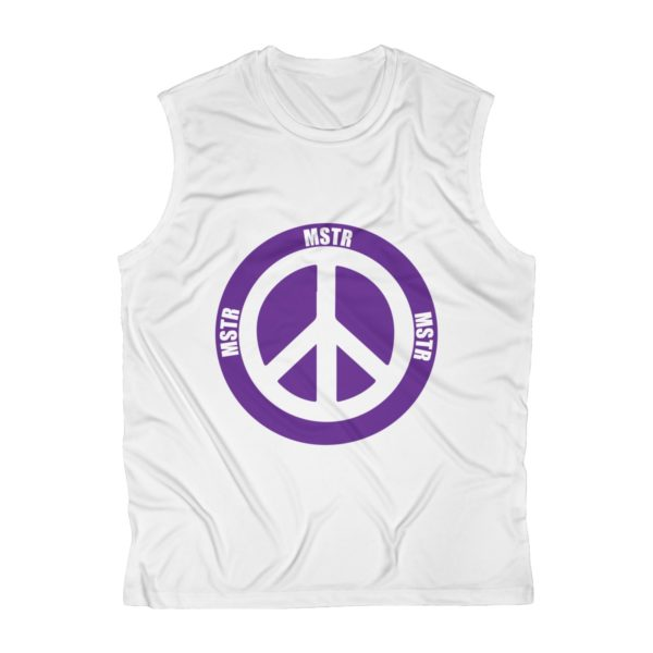 MSTR Peace (Sleeveless Performance Tee) 1