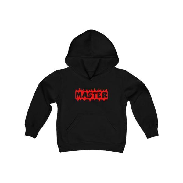 MASTER (Youth Hooded Sweatshirt) 2