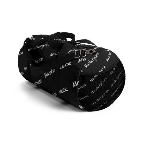 "Duffle Bag ""Masterpiece Everywhere"" 4"
