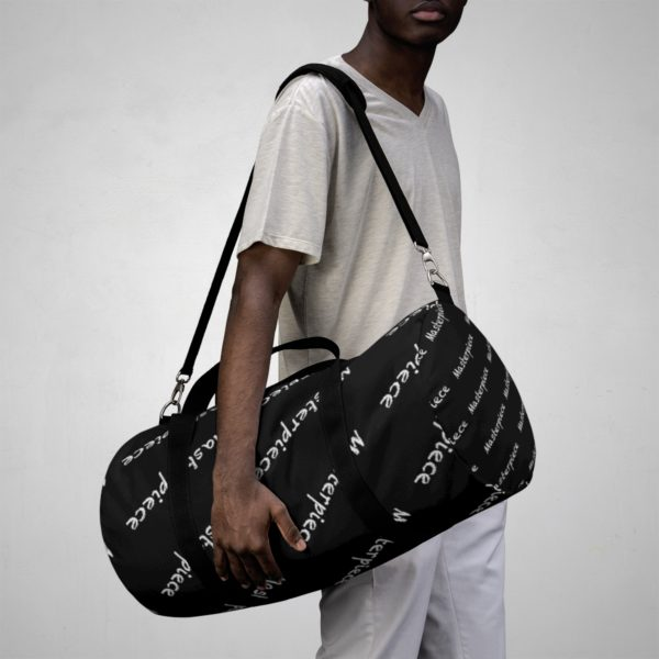 "Duffle Bag ""Masterpiece Everywhere"" 1"