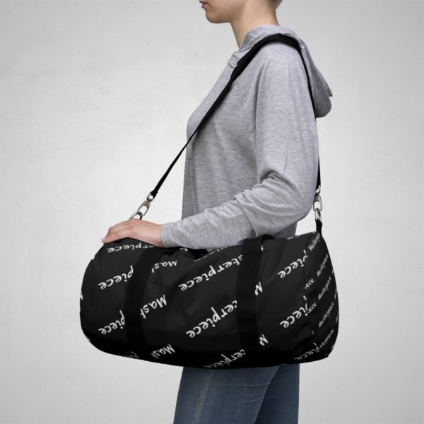 "Duffle Bag ""Masterpiece Everywhere"" 12"
