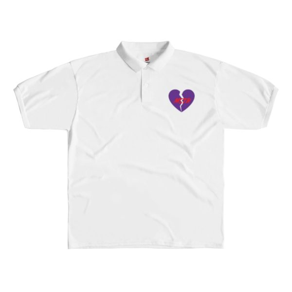 Polo Shirt with The Master's Heart 1