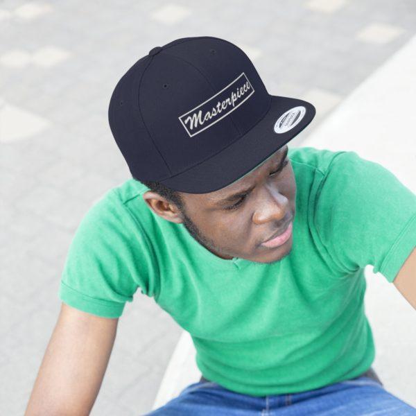 Snapback hat w/ Masterpiece Logo 20