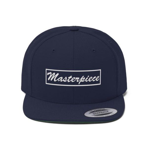 Snapback hat w/ Masterpiece Logo 17