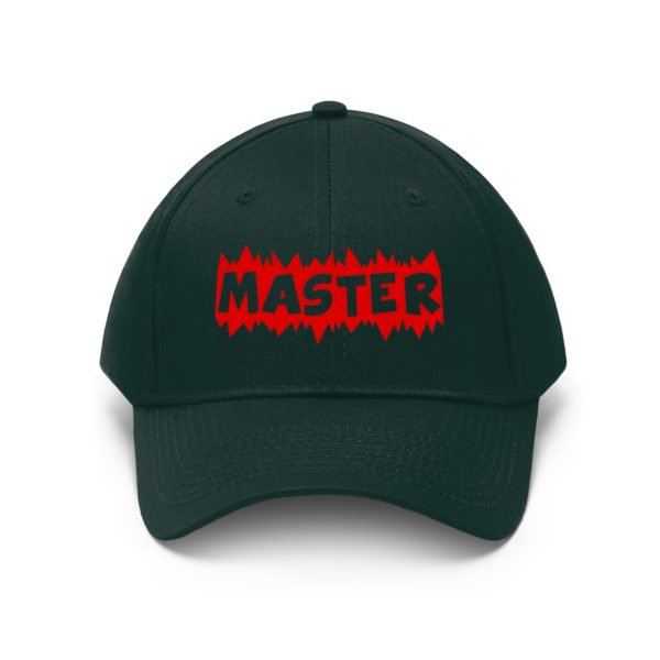 A hat made for a MASTER 15