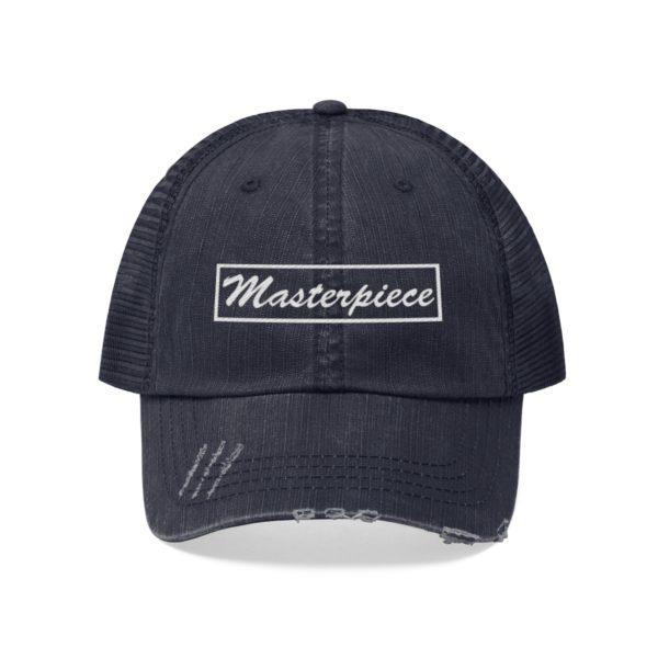 Trucker Hat W/ Masterpiece Logo 2