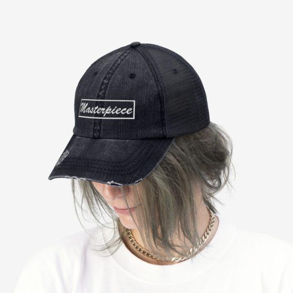 Trucker Hat W/ Masterpiece Logo 3