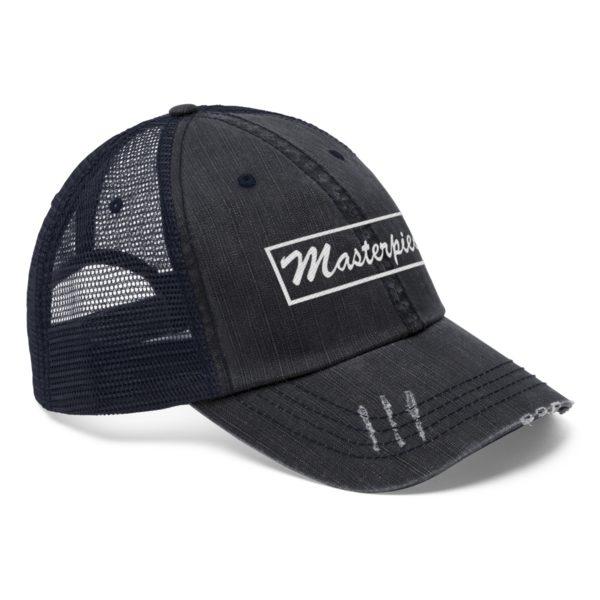 Trucker Hat W/ Masterpiece Logo 1