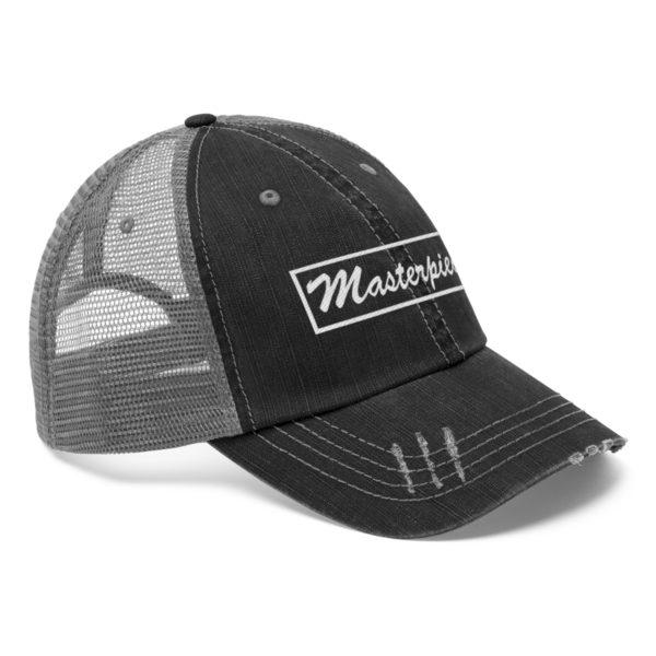 Trucker Hat W/ Masterpiece Logo 6