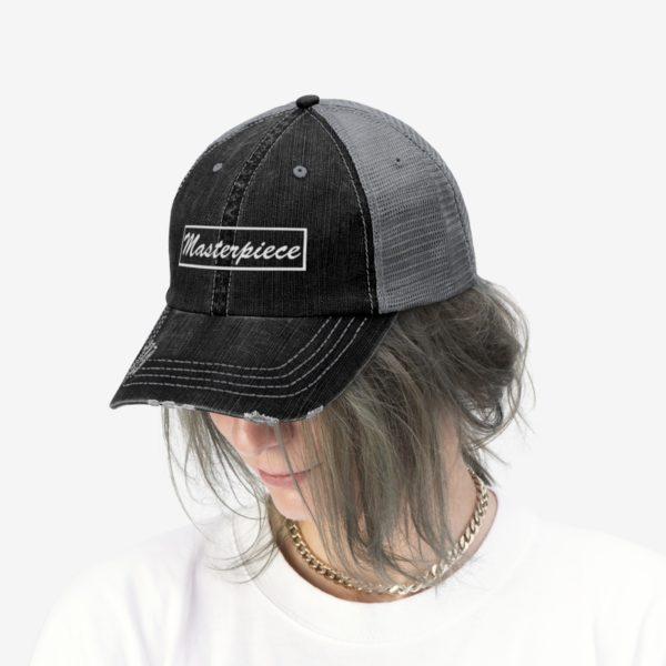 Trucker Hat W/ Masterpiece Logo 7