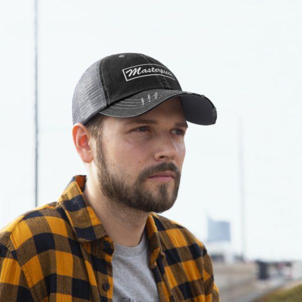 Trucker Hat W/ Masterpiece Logo 8