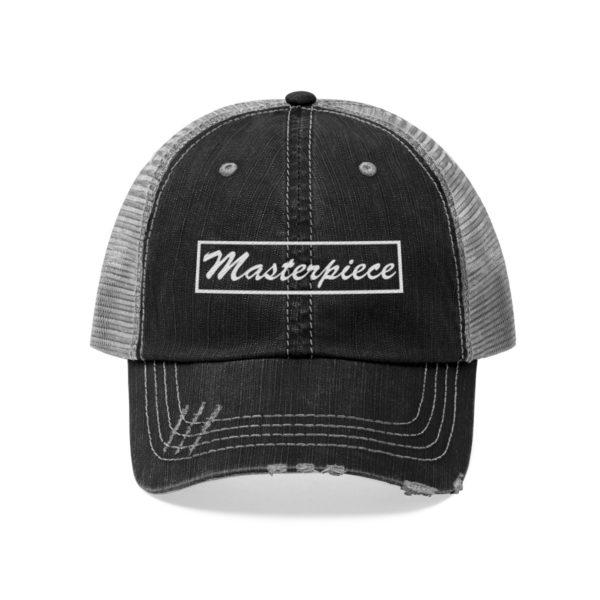 Trucker Hat W/ Masterpiece Logo 5
