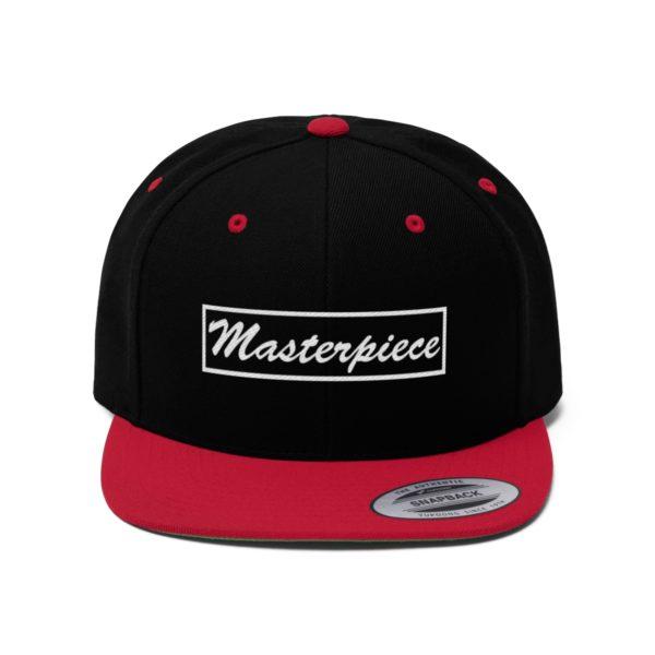 Snapback hat w/ Masterpiece Logo 2