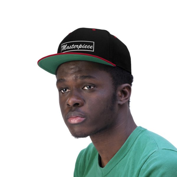 Snapback hat w/ Masterpiece Logo 1