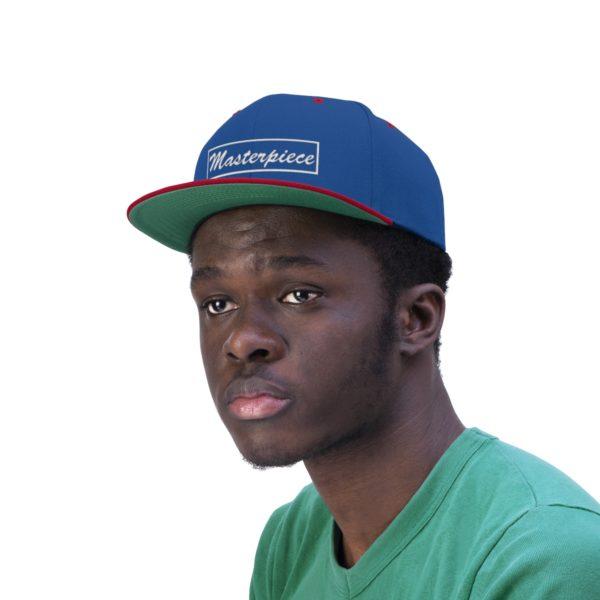 Snapback hat w/ Masterpiece Logo 22