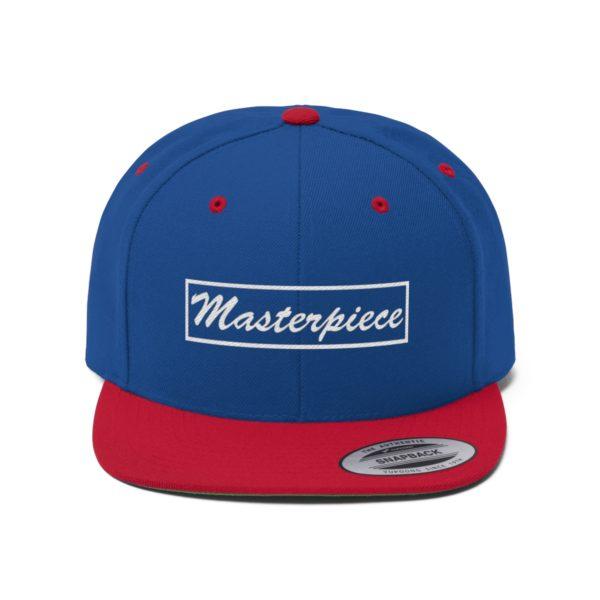 Snapback hat w/ Masterpiece Logo 21