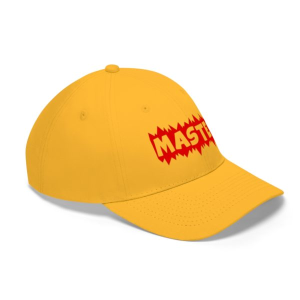 A hat made for a MASTER 13