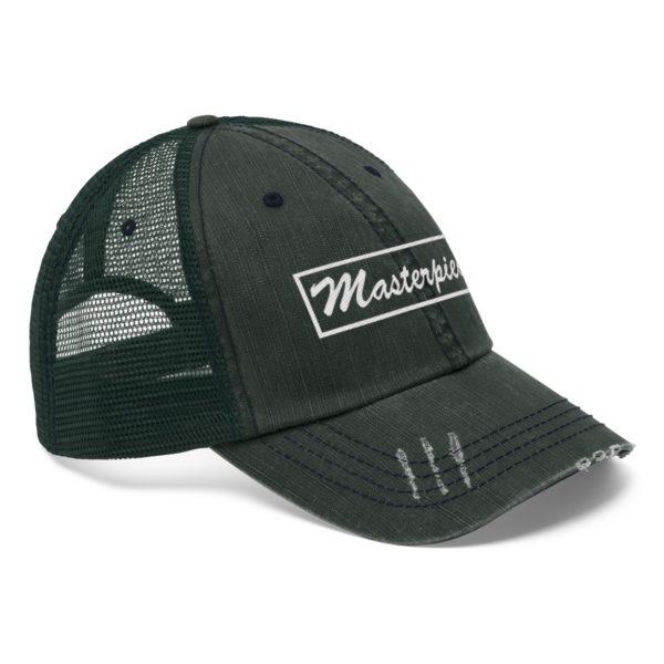 Trucker Hat W/ Masterpiece Logo 10
