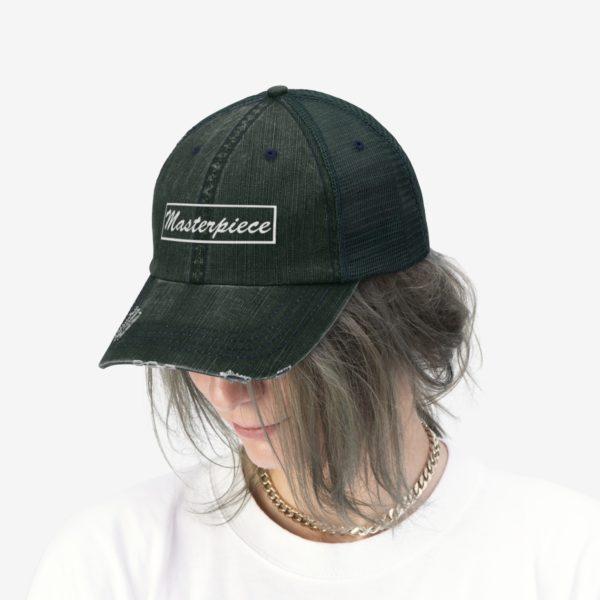 Trucker Hat W/ Masterpiece Logo 11