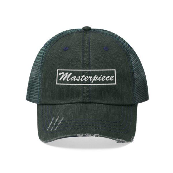 Trucker Hat W/ Masterpiece Logo 9
