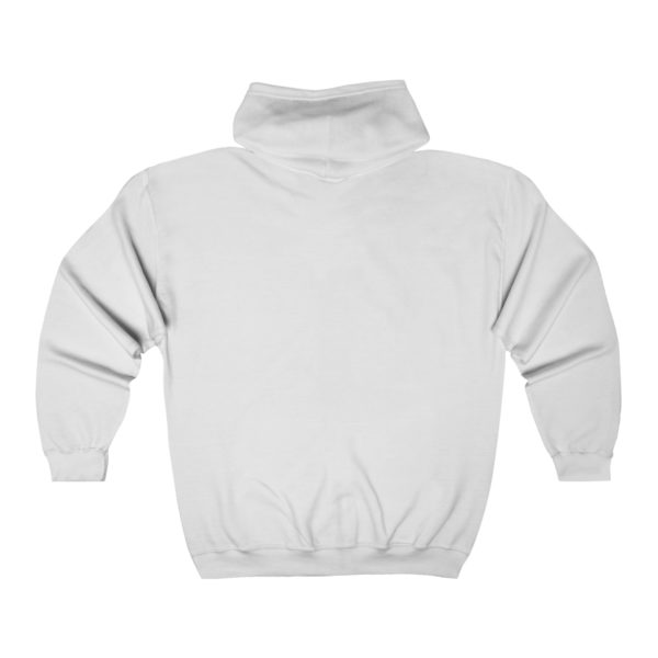 MSTR Ya Peace Unisex Zip Up Hoodie (Embroidered) 3