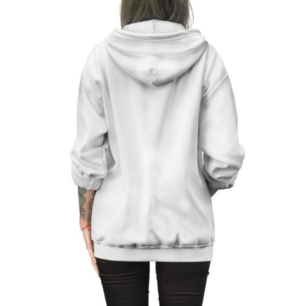 MSTR Ya Peace Unisex Zip Up Hoodie (Embroidered) 5