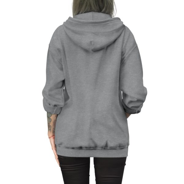 MSTR Ya Peace Unisex Zip Up Hoodie (Embroidered) 11
