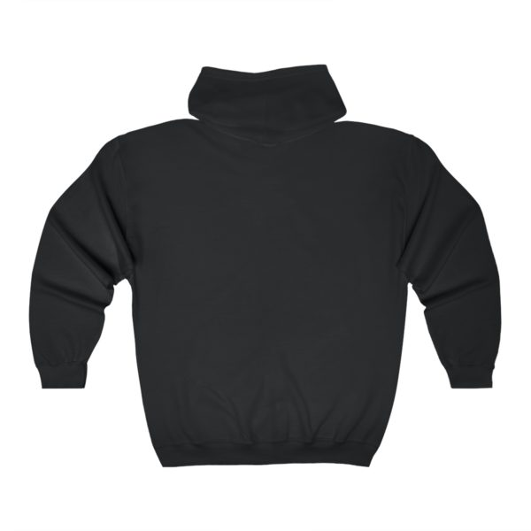 MSTR Ya Peace Unisex Zip Up Hoodie (Embroidered) 14