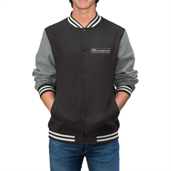Masterpiece Varsity Jacket (Men) 4