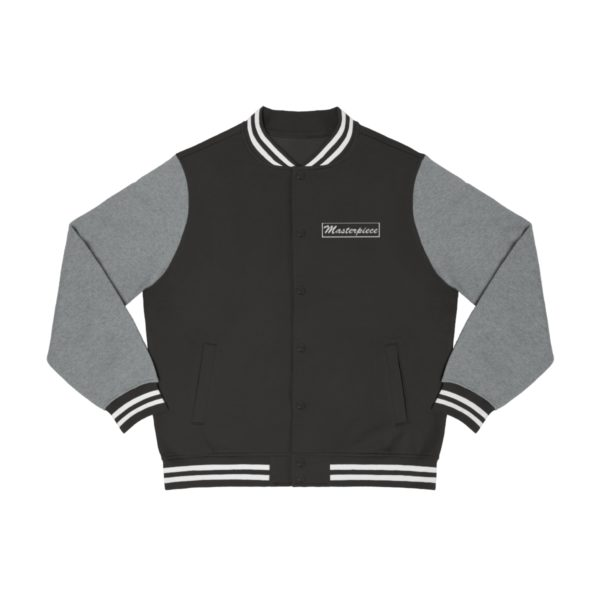 Masterpiece Varsity Jacket (Men) 1