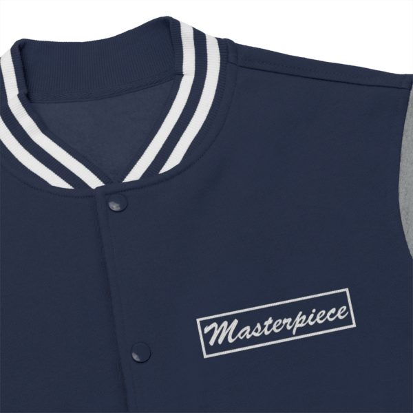 Masterpiece Varsity Jacket (Men) 9