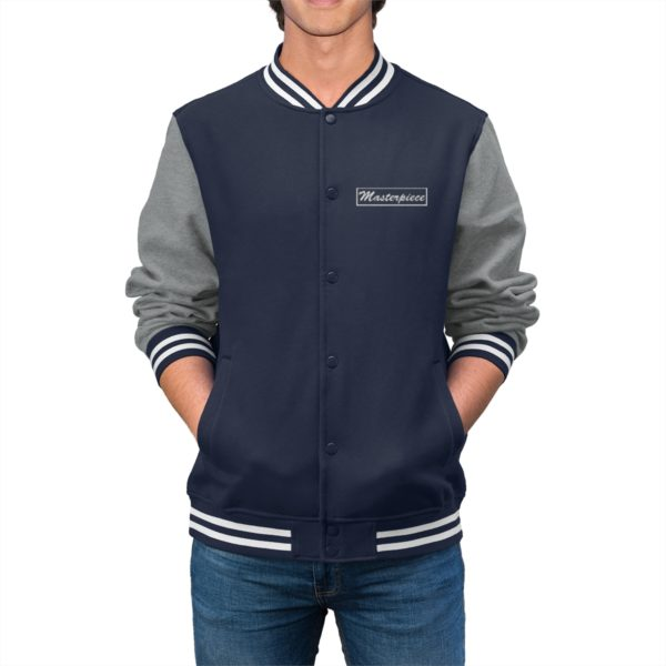 Masterpiece Varsity Jacket (Men) 10