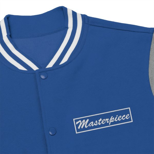 Masterpiece Varsity Jacket (Men) 15