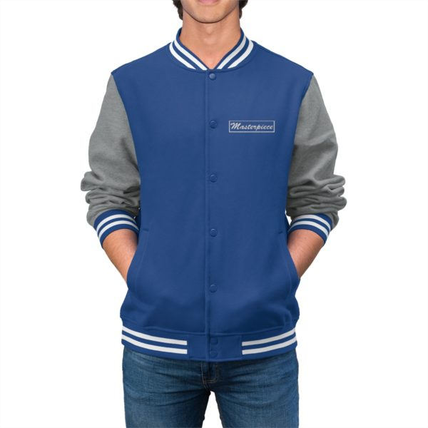 Masterpiece Varsity Jacket (Men) 16
