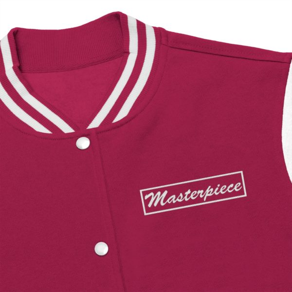 Masterpiece Varsity Jacket (Women's) 3